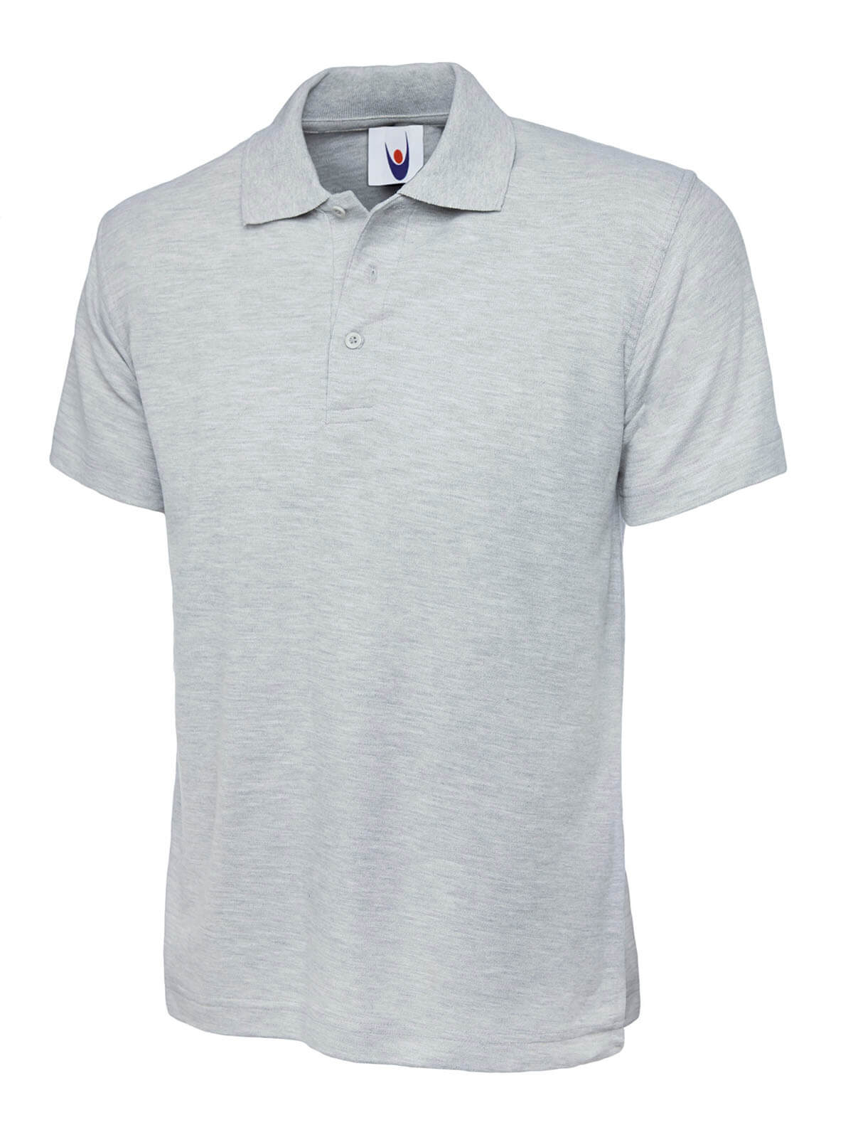Pique Polo Shirt Custom Embroidered Workwear