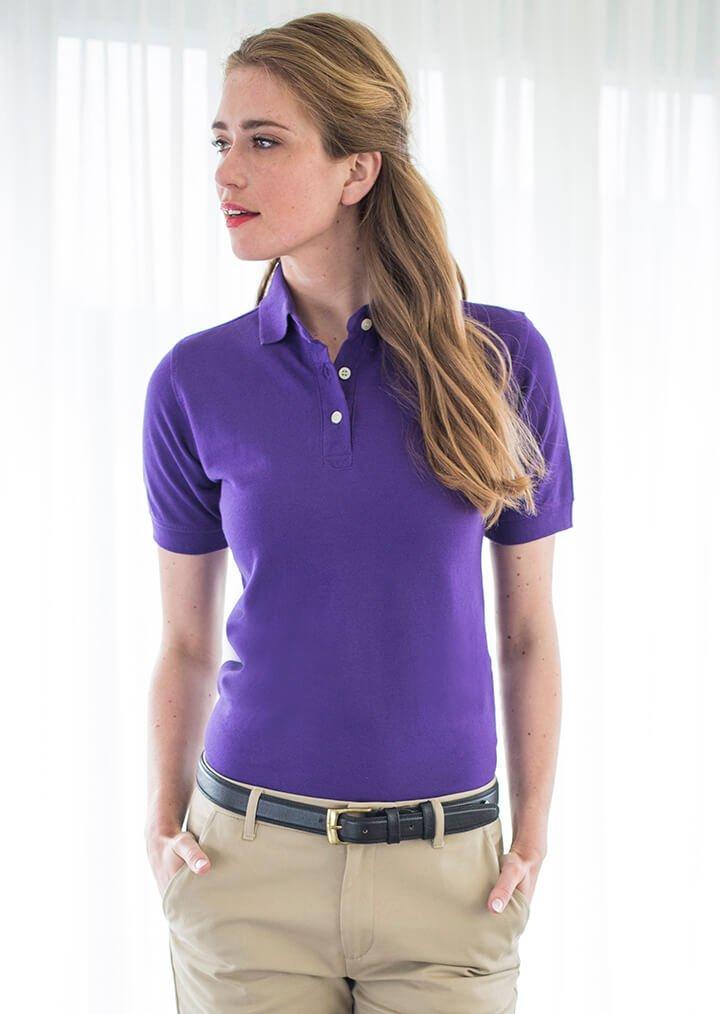 HB121 Female Polo Shirt