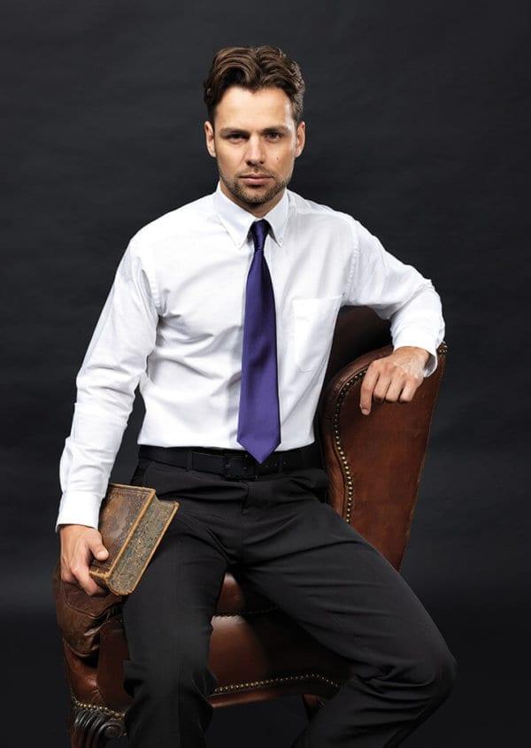 Signature Oxford Long Sleeve Shirt
