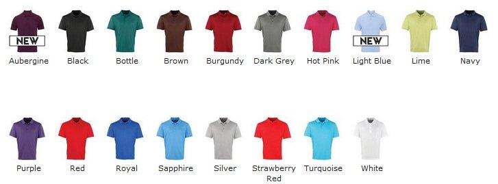 pr615 colours