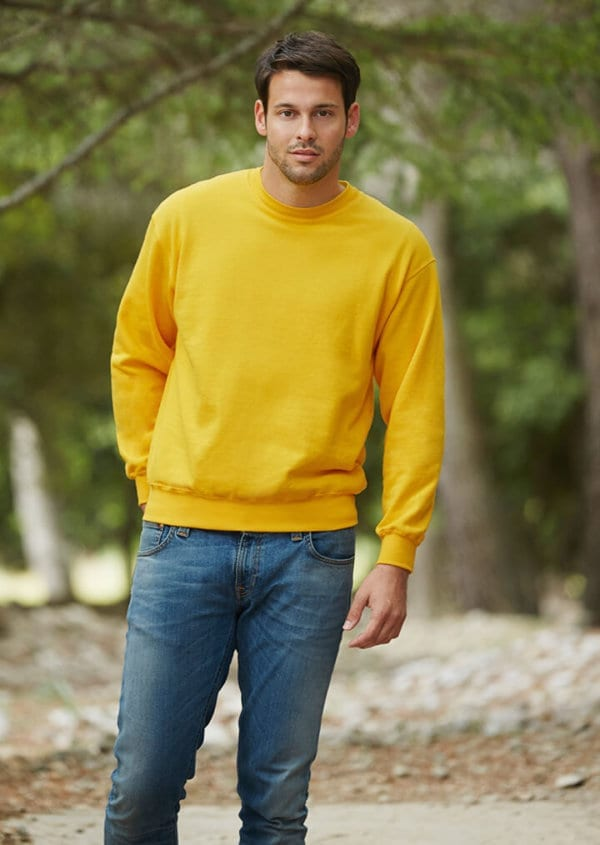 ss200 crew neck sweatshirt
