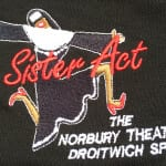 Embroidered Sister Act logo