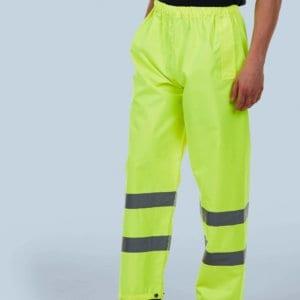 UC807 Hi Viz Trousers