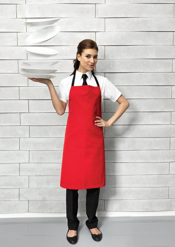 PR101 Premier Apron with no pocket