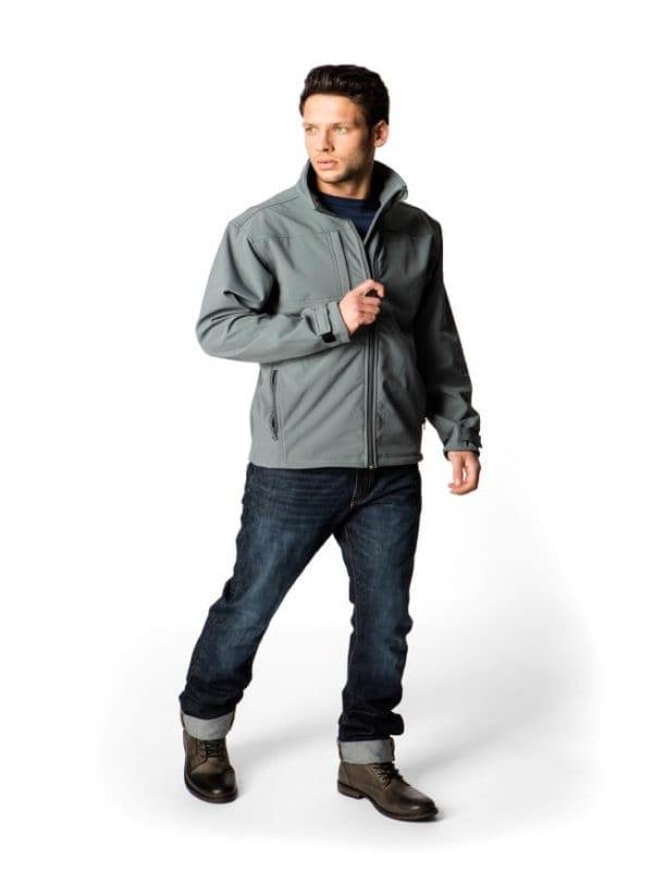 UC611 soft shell jacket