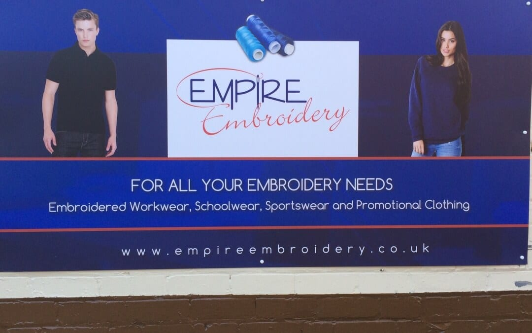 Empire Embroidery moves to new premises