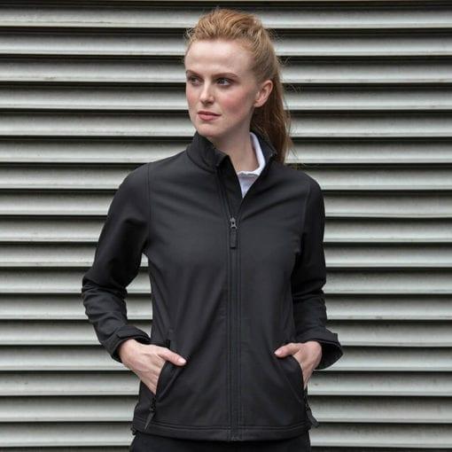 RX50F Women's softshell jacket